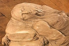 Tour of the Historic Center of Naples With the Veiled Christ
