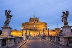 Hadrian's Mausoleum (Castel Sant'Angelo) Small Group Tour
