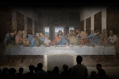 Last Supper, Duomo & Sforza Castle Guided Tour