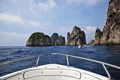 Private Half-Day Boat Excursion: Capri Island from Positano