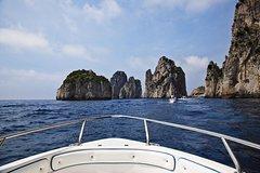 Private Half-Day Boat Excursion: Capri Island from Positano