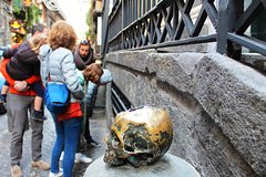 Best of Naples Full-day Food Tour with Guided City Sightseeing & Wine T