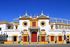 Imagen Excursão turística por Sevilha com cruzeiro fluvial, praça de touros e Basílica Macarena