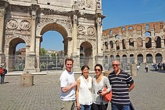 Private Colosseum Guided Tour with Skip-the-Line Tickets Ancient Rome &