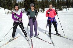 Cross country skiing in Armenia