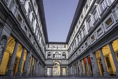 Uffizi Tour with Digital City Map