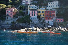 Self Guided Kayaking Holiday in Liguria, Italy