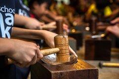 Imagen Selangor Pewter Smithing Experience