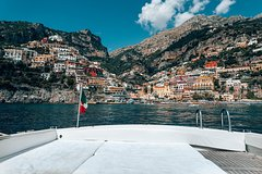 Amalfi Coast Full Day Private Boat Excursion from Praiano