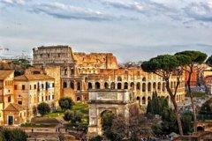 Colosseum, Roman Forum & Palatine Hill Guided Tour