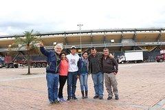 Imagen City Tour in Bogotá