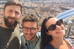 Combi Tours: Dome Climb & Florence City Walking Tour