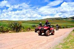 Ver la ciudad,Actividades,Actividades de aventura,Adrenalina,Excursión a Valle Sagrado,En Quad,Tour por salineras de Maras y Moray,Tour en quad o todoterreno