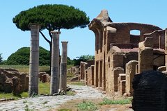 Ancient Ostia Private Tour Led By An Archaeologist