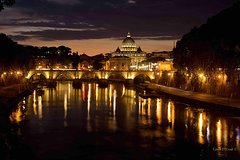 Unique Private Rome by Night, Photo Tour and Workshop Under the Stars