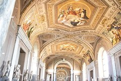 Private Vatican Guided Tour with Skip-the-Line Tickets Sistine Chapel &