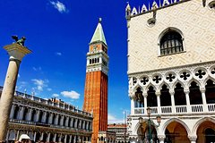 BEST OF VENICE Golden Basilica Doge's Palace plus Ticket to the three Saint Mark' s Square Museums