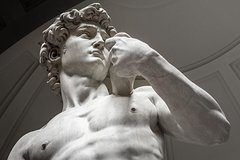 Accademia Gallery Tour with Italian Breakfast in the oldest café in Florence