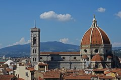 Semi-Private Tour: Day Trip to Florence and Pisa from Rome with Lunch inclu