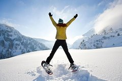 Snowshoe Tours in the Dolomites - One day private excursion from Bolzano