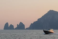 Amalfi Coast and Capri cruise from Sorrento - yacht 50´