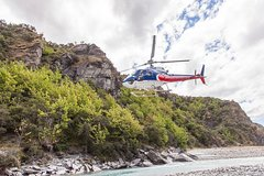 Imagen Helicopter and Shotover River Rafting Combo from Queenstown