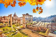Flexible Skip-the-Line Roman Forum Guided Tour & Hop on-Hop off Pass