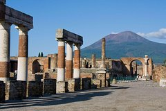 Guided Pompeii & Mount Vesuvius tour - full day (8 hrs) from Sorrento