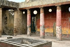 Guided tour of Herculaneum - half day tour (5 hrs) from Sorrento