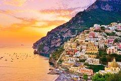 Sunset Cruise from Positano or Amalfi