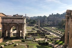 Art and History of Ancient Rome:discover Archeological and Capitoline Museums