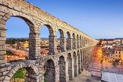 Imagen Visita guiada a Ávila y Segovia con opción superior de almuerzo