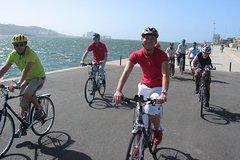 Imagen Fahrradtour durch das Hafengebiet von Lissabon