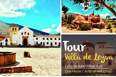 Imagen Full-Day Tour to Villa de Leyva and Surroundings from Bogota