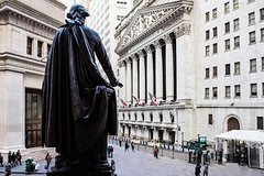 Wall Street Tour with Statue of Liberty & Ellis Island Ticket
