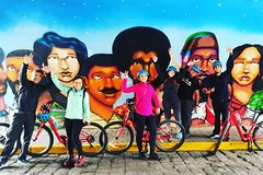 Imagen Barranco Bike Tour from Miraflores