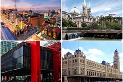 6-hour Classic S�o Paulo City Tour (Also GRU Airport Pick-up) Private Car Transfers