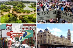 8-hour Overview S�o Paulo City Tour (Also GRU Airport Pick-up) Private Car Transfers
