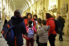 Best of Rome Treasure Hunt including Colosseum Vatican & All The Must-See Sites