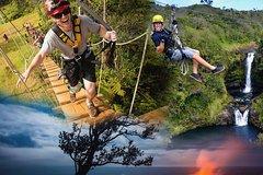 Ver la ciudad,Actividades,Tours de un día completo,Actividades de aventura,Adrenalina,Tirolina