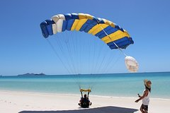 Whitehaven Beach Tandem Skydive with beach landing!