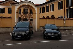 Private Transfer from Milan Malpensa Airport to Como
