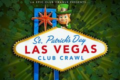 Clark County NV 2019 St Patricks Day Las Vegas Club Crawl 30080P25