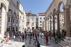 Ver la ciudad,Ver la ciudad,Ver la ciudad,Gastronomía,Tours andando,Tours gastronómicos,Tours gastronómicos,Tour por Split,Palacio de Diocleciano