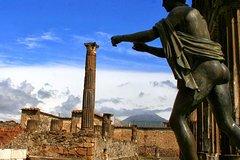 Pompeii Sorrento and Positano from Naples