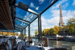 Imagen Lunch Seine River Cruise with 3-Course Gourmet Meal