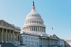 Capitol Hill w/ Supreme Court & Library of Congress Tour - Semi-Private 8ppl Max