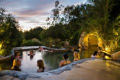 Imagen Mornington Peninsula Hot Springs and Wine Tasting Day Trip from Melbourne