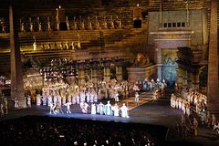 Verona opera season 2019, Roman amphitheater, Romeo and Juliet town