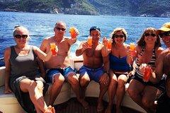 Capri and Anacapri Boat Tour from Sorrento
